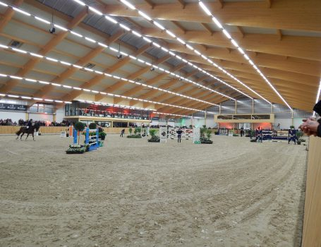 Ludger Beerbaum Riesenbeck International Halle